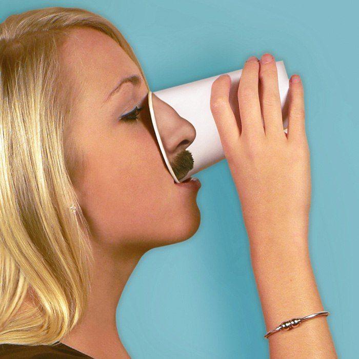 Välj en näsa mugg