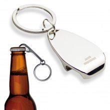 Personlig flasköppnare i nyckelring SE