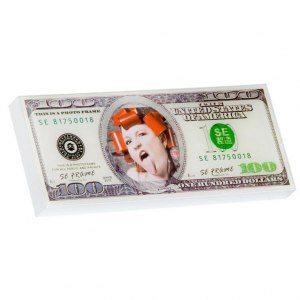 100 Dollar Bilderrahmen