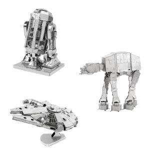 3D-Metallbyggsats Star Wars