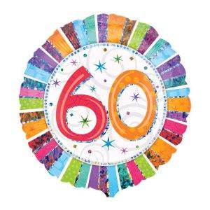 60års-ballong