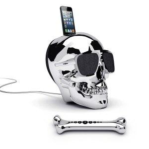 AeroSkull HD - Högtalare i dödskalledesign