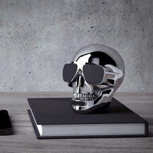AeroSkull Nano® - dödskalle-högtalare