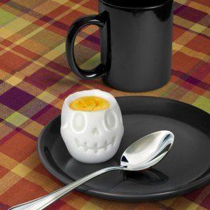 Äggform dödskalle