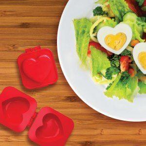 Äggformarhjärta