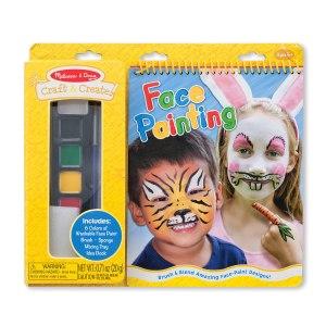 Ansiktsfärg-kit för barn