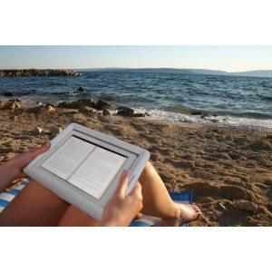 Aqua - vattensäkert iPad-fodral (Modell iPad 2/iPad 3)