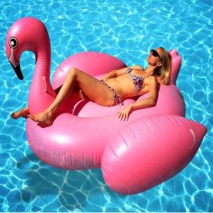 "Badmadrass ""Flamingo"""
