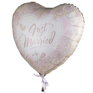 Ballong till bröllopet