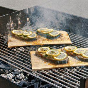 BBQ-grillbräda American Style 2-pack