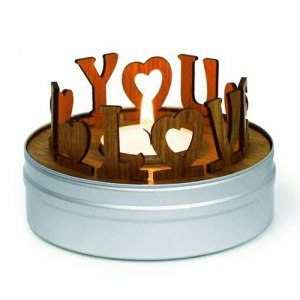 """Berättelse i en box """"I love You"""""""