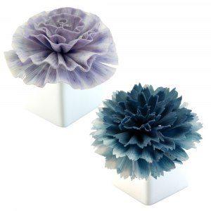 Blommig doftspridare i kub
