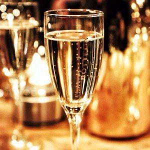Champagne vs Mousserande - Stockholm