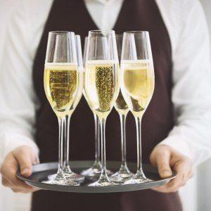 Champagneprovning - Västerås