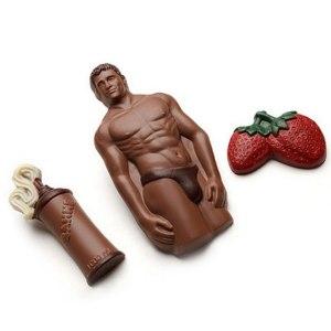Choklad för särskilda stunder -man