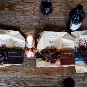 Choklad- & Vinprovning - Stockholm