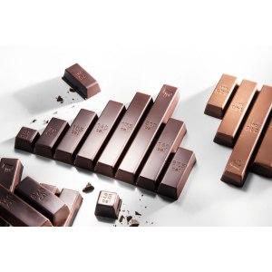 """Chokladform """"synda med måtta"""""""