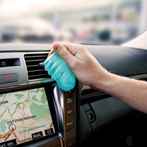 Cyber clean för bilen