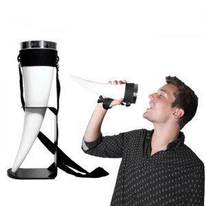 Das Trinkhorn