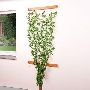 Dekorativt växt-stöd