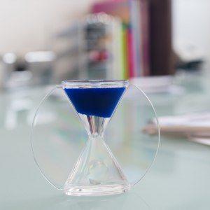 Det paradoxala timglaset