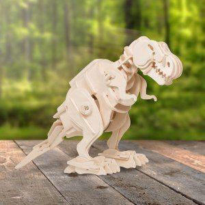 "DIY 3D-Dinosaurmodel ""Walking T-Rex"""