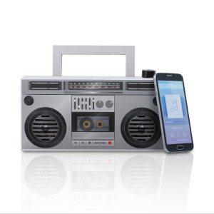 "DIY Bluetooth-högtalare ""Boombox"""