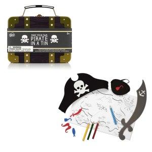 DIY Utklädningsset: Pirat