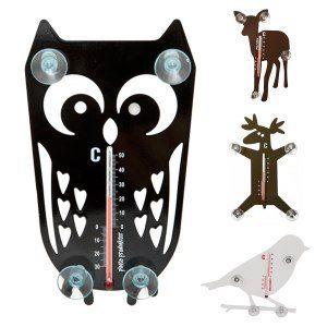 Tierische Thermometer
