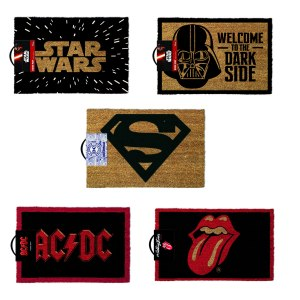 Movie & Rockstars doormats