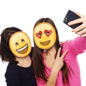 Emoji Partymask