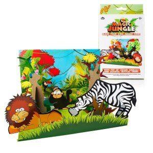 En djungel för hemmet - Pop-Up Set
