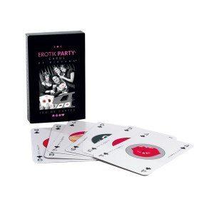 Erotiskt kortspel Nirvana