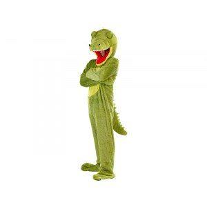 Fest- och maskeraddräkt - Krokodil