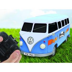 Fjärrstyrd VW-buss