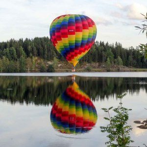 Flyg luftballong - Jönköping