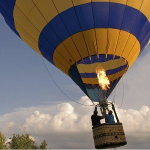 Flyg luftballong - Linköping