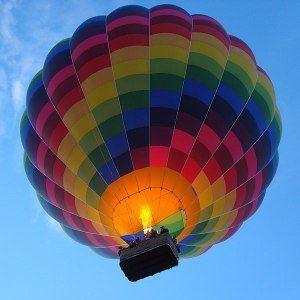 Flyg luftballong - Stockholm