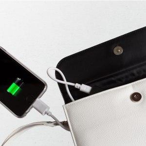 För smarta smartphone-ägare: plånbok med powerbank