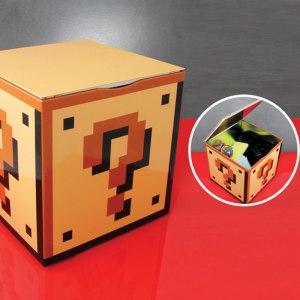 Förvaringsbox - Super Mario