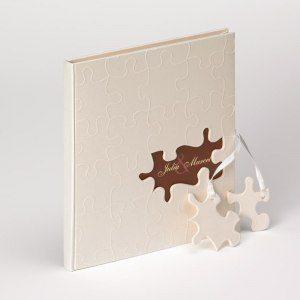 Gästbok för bröllop
