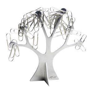 """Gemhållare """"träd"""" med gravyr"""