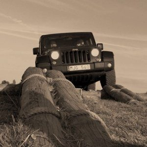 Great offroad adventure - Hinder