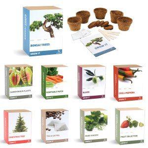 Grow it Pflanzsets – jetzt wird selbst angebaut!