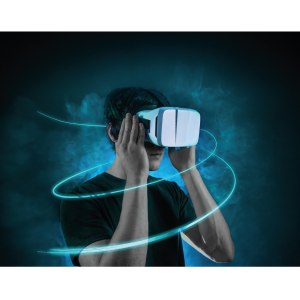 Högkvalitativa virtual reality glasögon