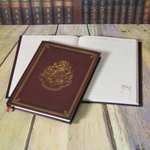 Hogwarts anteckningsbok