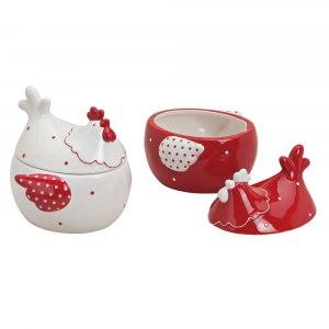 "Keramikschale ""Huhn"""