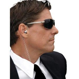 Hörlurar Secret Service