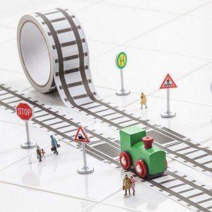 Järnvägstejp