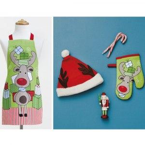 Jul-Matlagningsset för barn